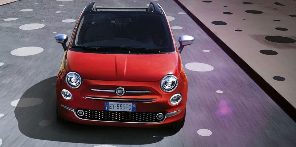 Fiat 500 esemplare numero 2 milioni