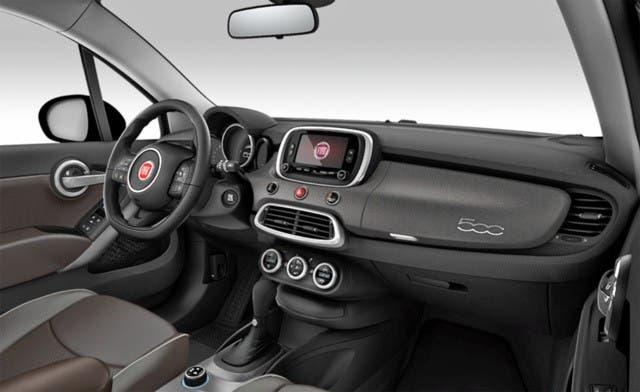 Fiat 500X vendite inizio 2018