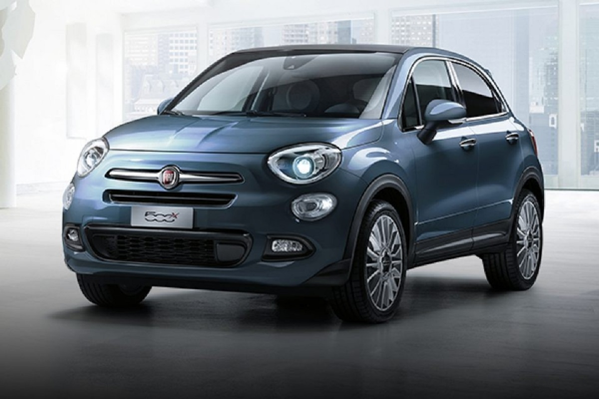 fiat 500x il crossover pi venduto in italia da inizio anno. Black Bedroom Furniture Sets. Home Design Ideas