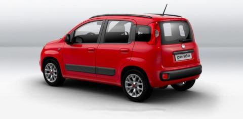 Fiat Panda immatricolazioni aprile 2018