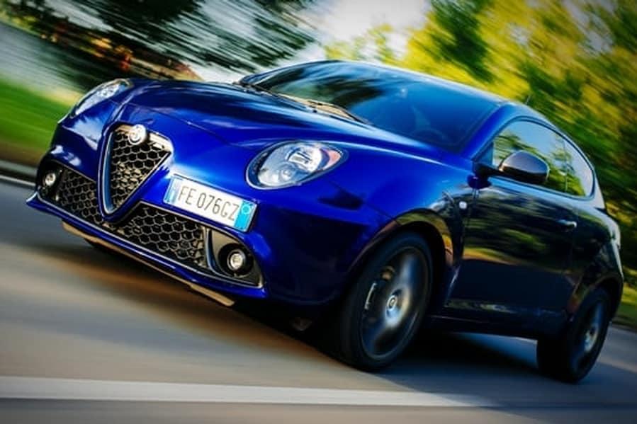 Fiat Punto Alfa Romeo Mito fine produzione