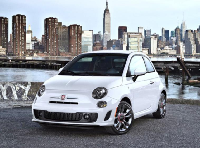 Fiat fine vendite USA