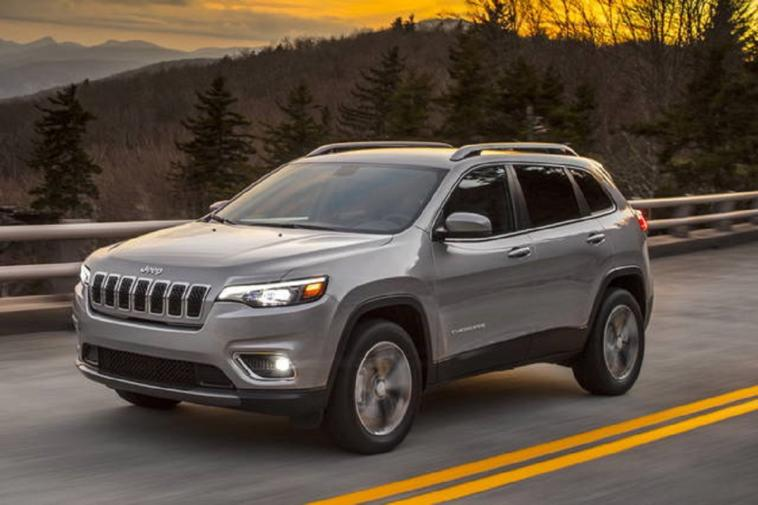 Jeep Cherokee 2018 richiamo
