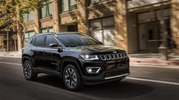 Jeep Compass 2 giorni test drive