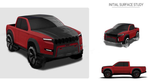 Jeep Crusader concept