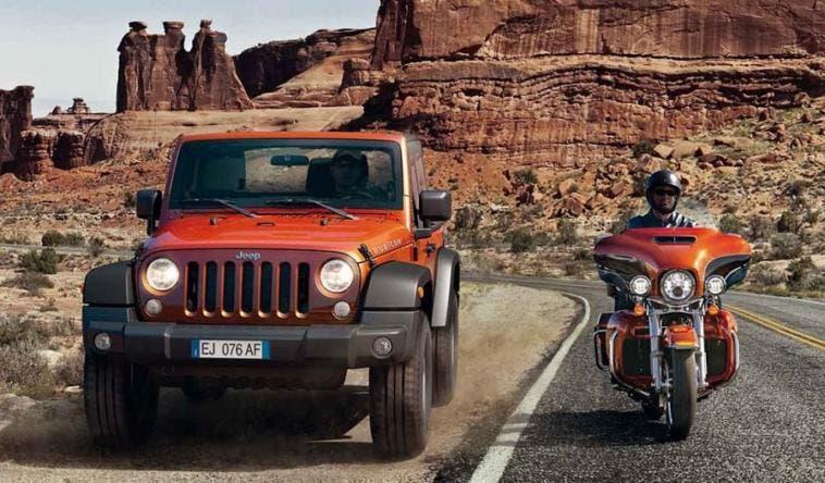 Jeep Harley-Davidson collaborazione 2018