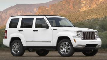 Jeep Liberty nuovo richiamo