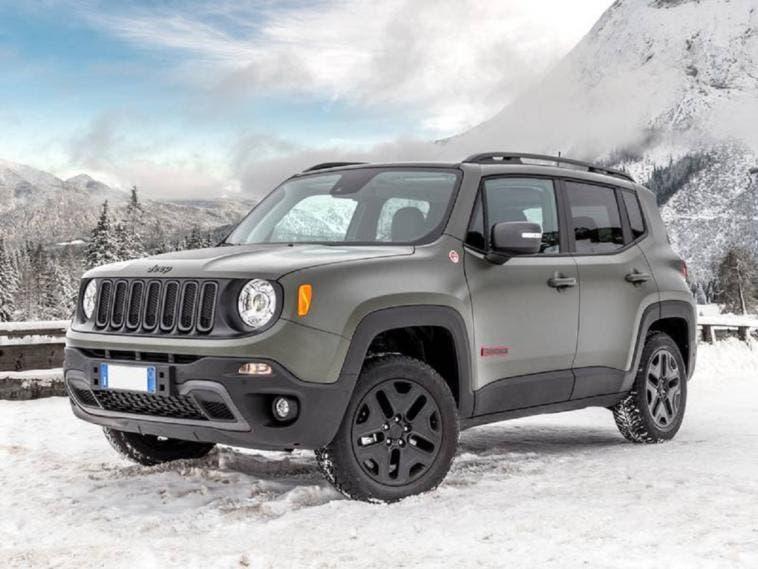 Jeep Renegade 2019 versione ibrida plug-in