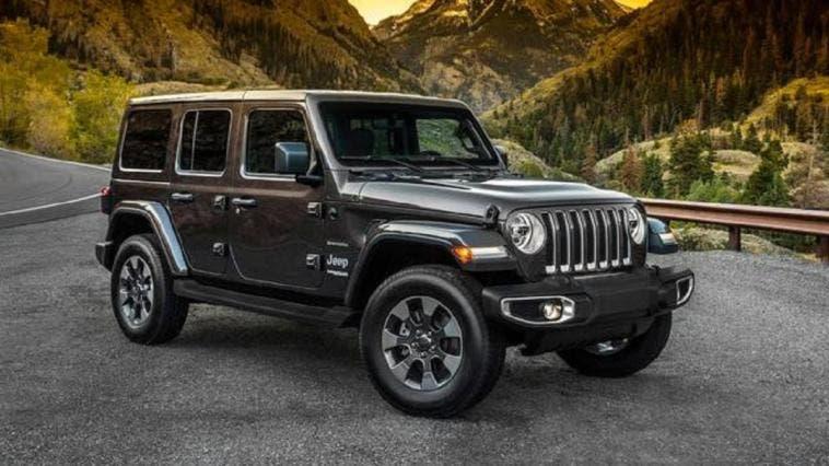 Jeep Wrangler 2018 Deejay Xmasters