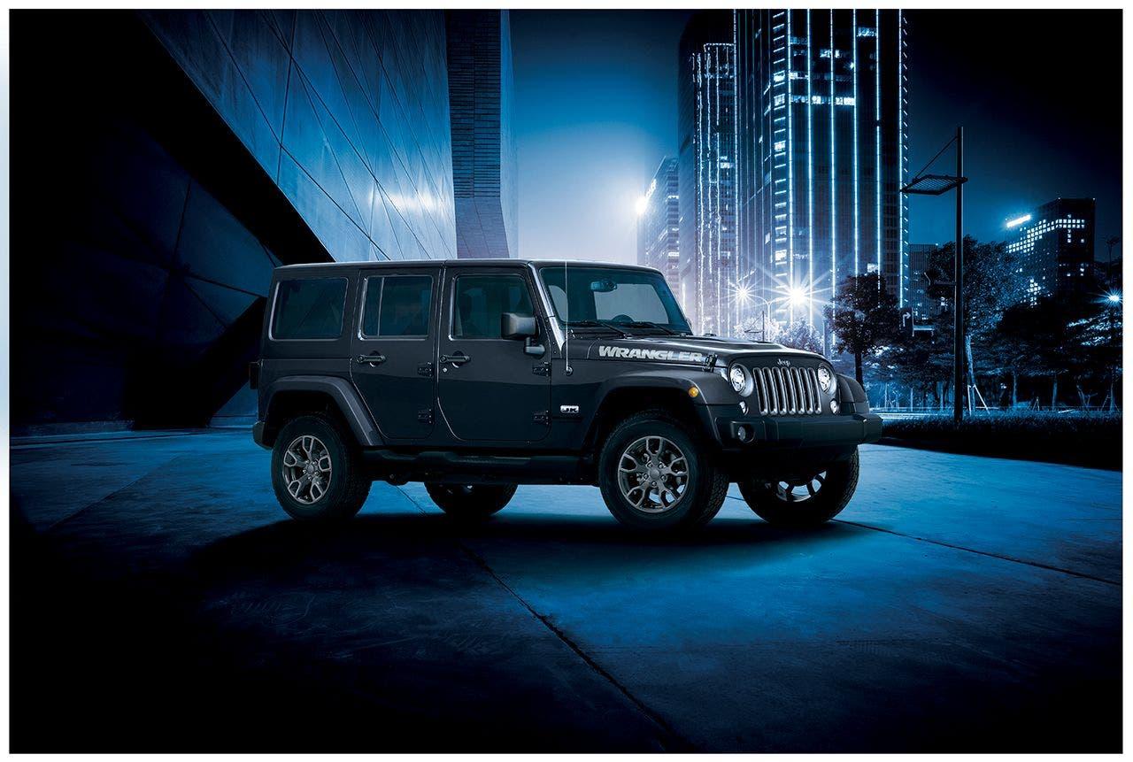 Jeep Wrangler JK Edition