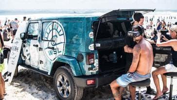 Jeep Realtà virtuale Show