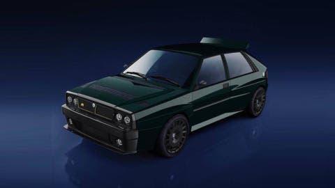 Lancia Delta Integrale Automobili Amos