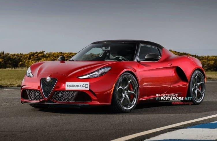 Nuova Alfa Romeo 6C e 4C 1 giugno