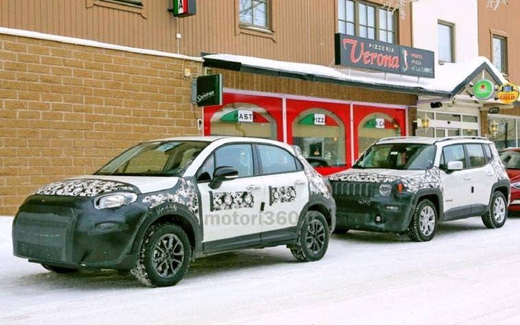 Nuova Fiat 500X indiscrezioni presentazione