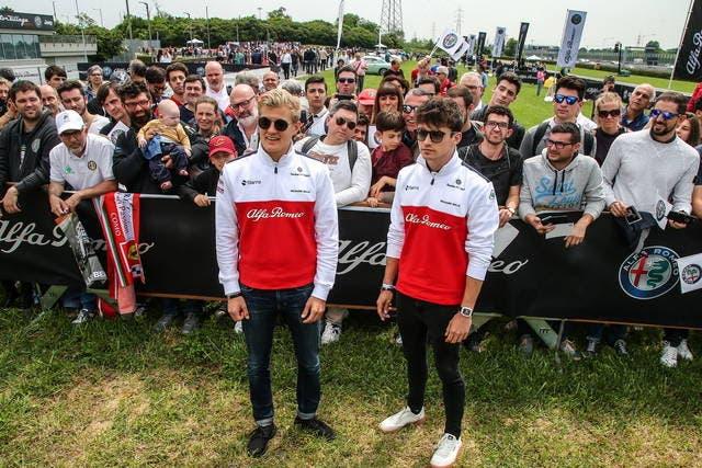 Ericsson e Leclerc