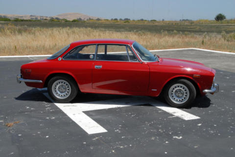 Alfa Romeo 2000 GT Veloce asta