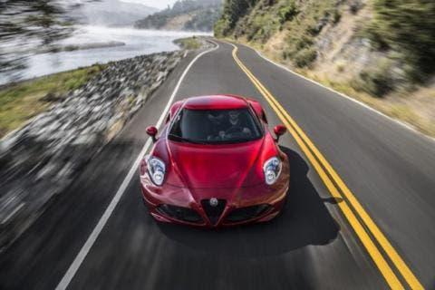 Alfa Romeo 4C Coupé fine produzione 2019
