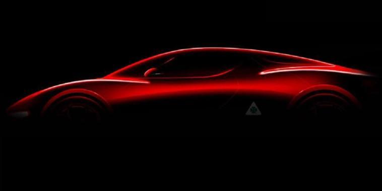 Alfa Romeo 8C conferma arrivo