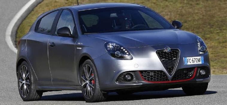 Alfa Romeo Giulietta 2016-18 richiamo