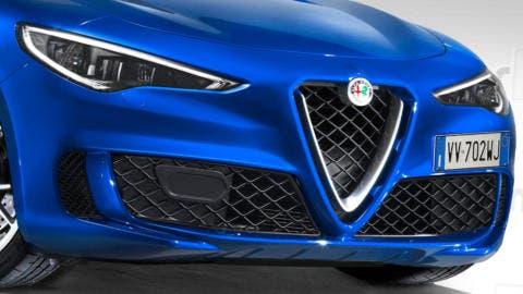 Alfa Romeo Giulietta restyling render