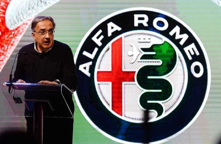 Alfa Romeo Marchionne