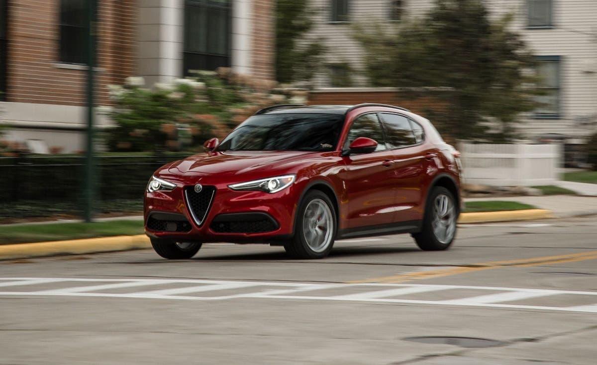 Alfa Romeo Stelvio vendite Europa primi 4 mesi 2018