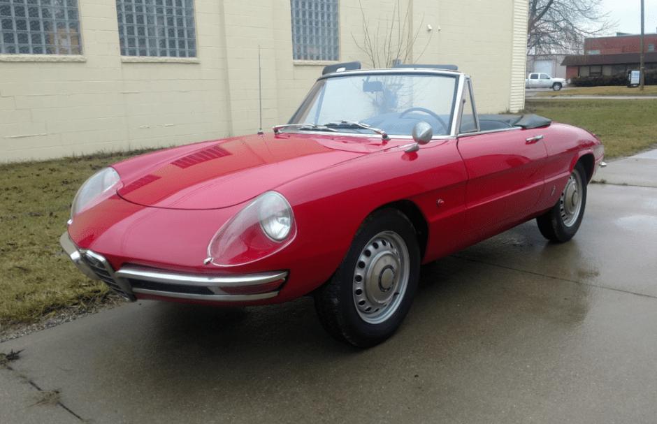 Alfa Romeo auto che hanno fatto storia