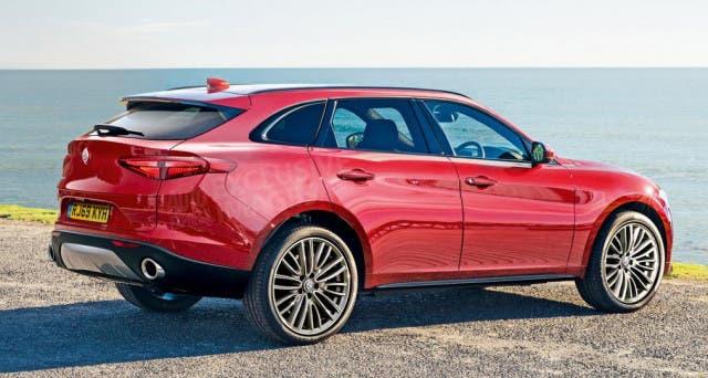 Alfa Romeo fascia premium