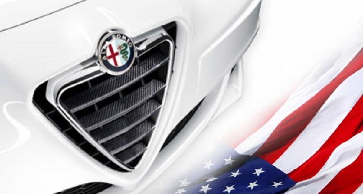 Alfa Romeo vendite USA maggio 2018