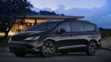 Chrysler Pacifica Hybrid 2019 S Appearance