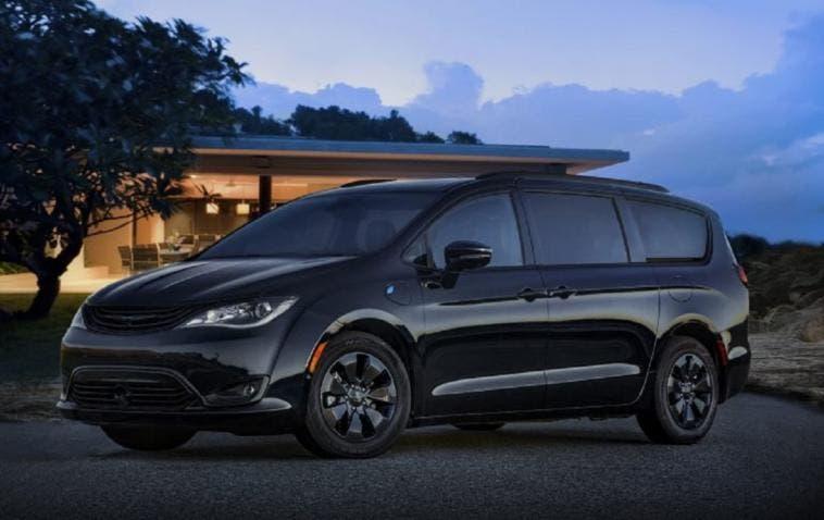 Chrysler Pacifica Hybrid 2019 S Appearance