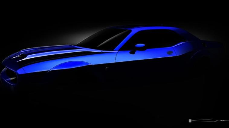 Dodge Challenger SRT Hellcat 2019 video teaser