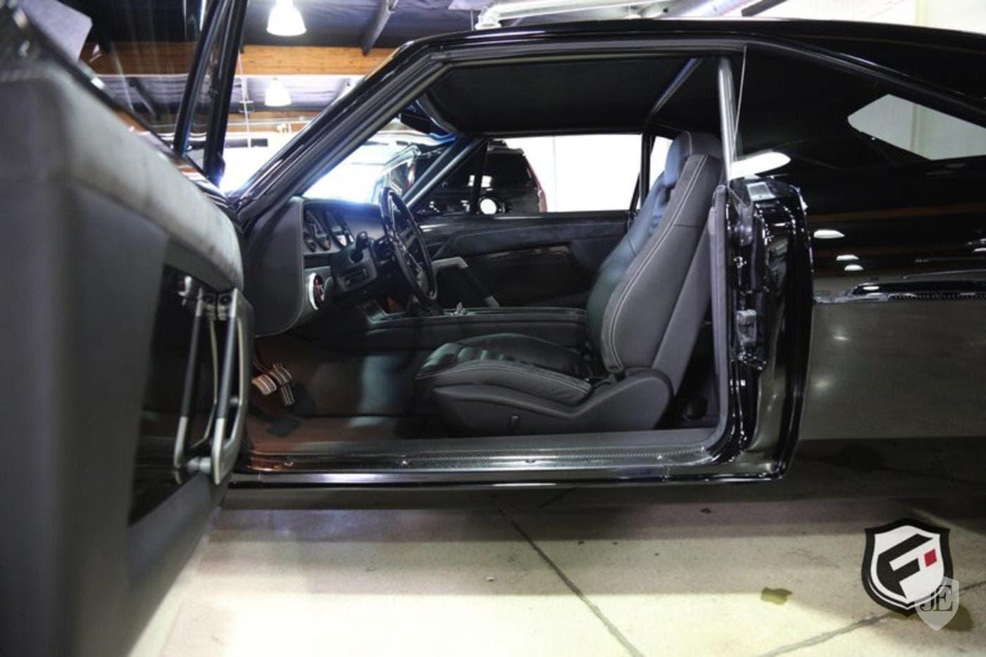 2018 Dodge Charger >> Dodge Charger: in vendita un esemplare del 1970 con motore ...