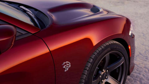 Dodge Charger 2019 ufficiale