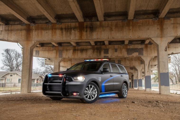 Dodge Durango Pursuit 2019