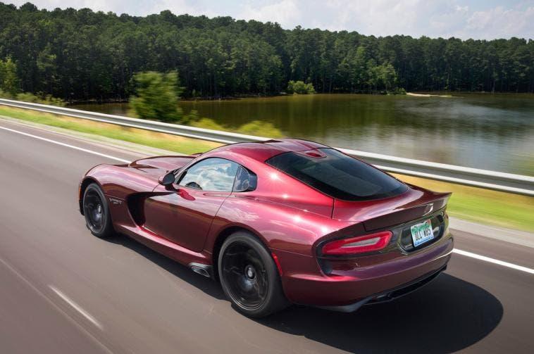 Dodge Viper niente nuova generazione