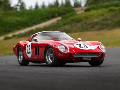 Ferrari 250 GTO 1962 asta