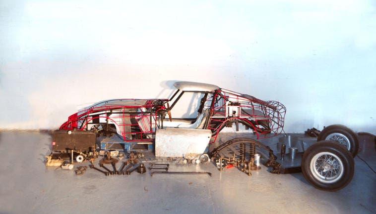Ferrari 250 GTO parti esemplare asta