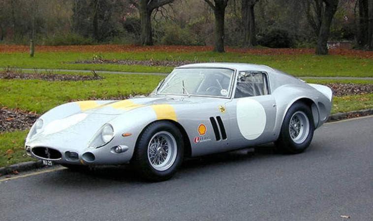 Ferrari 250 GTO vendita esemplare