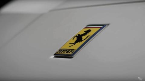 Ferrari 488 Spider oltre 28 optional