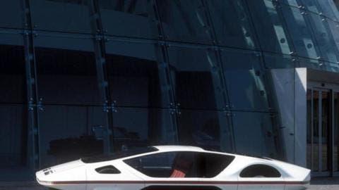 Ferrari 512 S Pininfarina Modulo