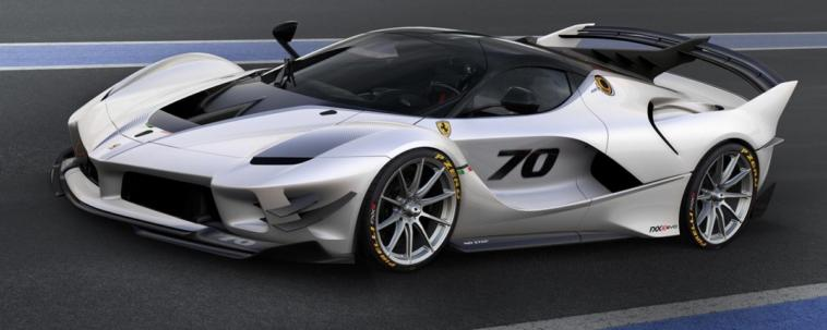 Ferrari FXX-K Evo esemplare vendita