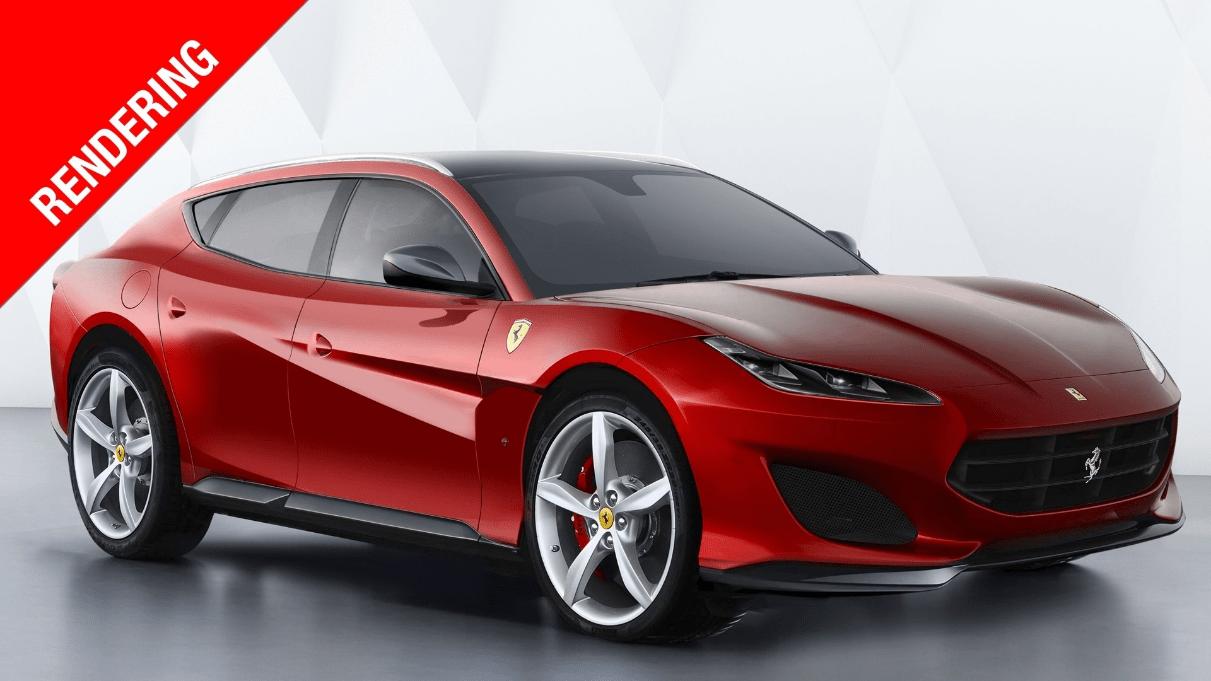 Ferrari SUV cosa sappiamo
