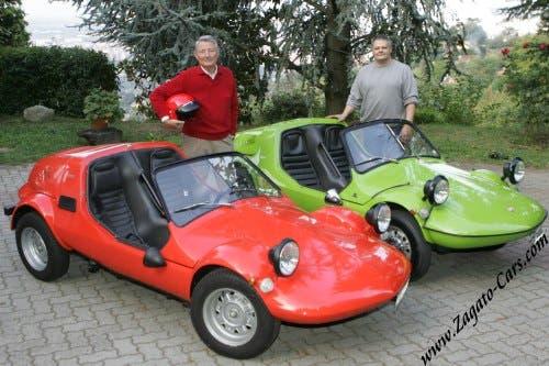Fiat 500 Zanzara Salone auto Torino
