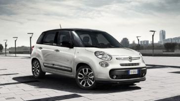 Fiat 500L Best Economic Performance