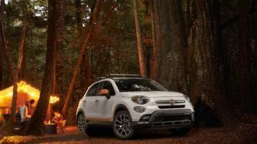 Fiat 500X Trekking Adventurer Edition