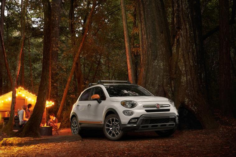 Fiat 500X Trekking Adventurer Edition