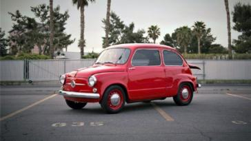 Fiat 600 Angry Mosquito