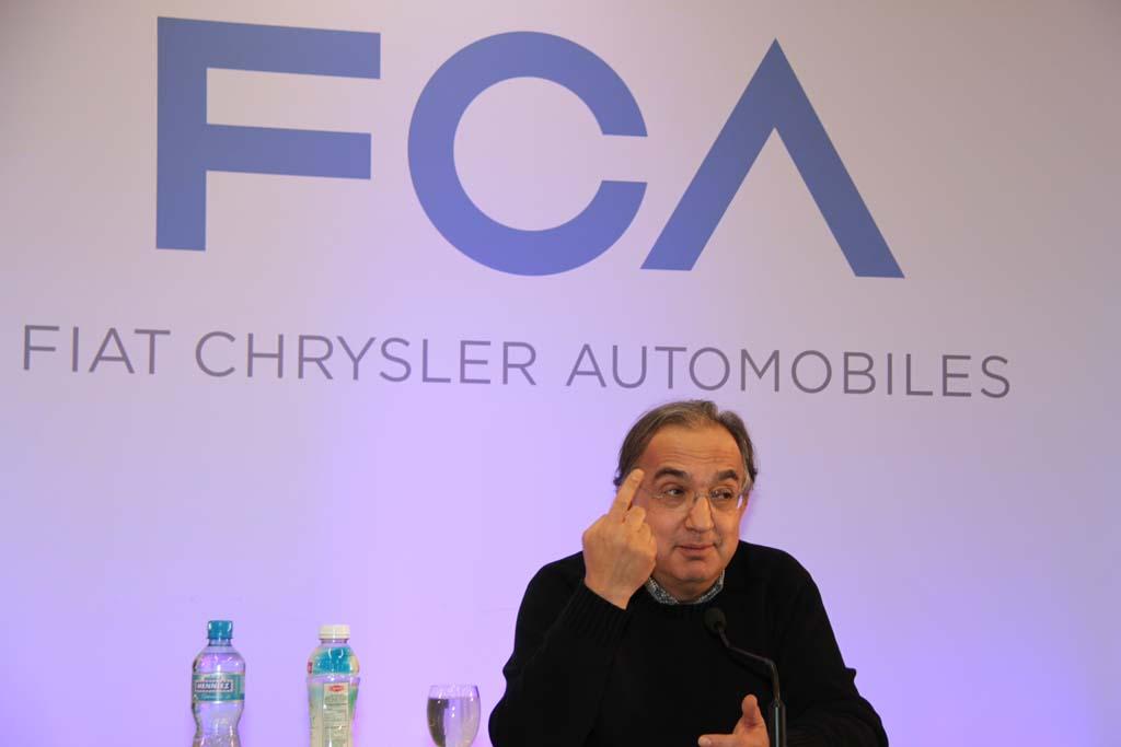 Fiat Chrysler Automobiles investimenti elettrico