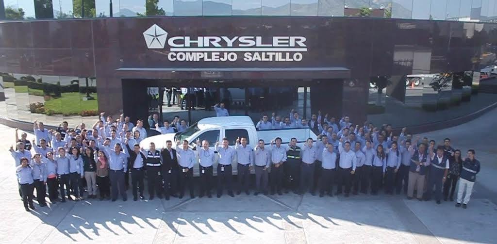 Fiat Chrysler Automobiles stabilimento Saltillo futuro